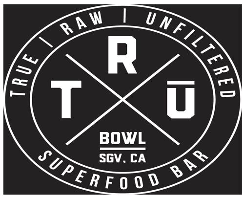 Tru Bowl logo