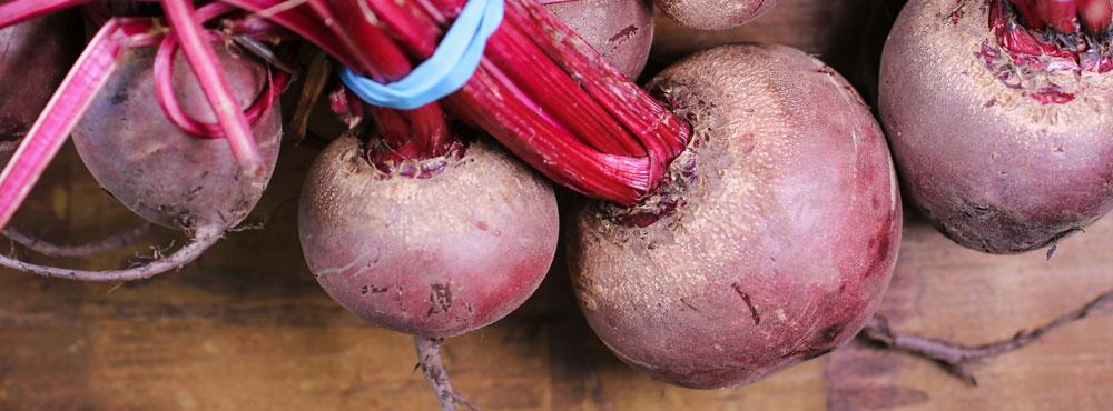 healthy fresh beets