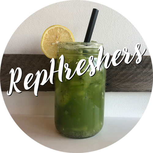 RepHreshers Drinks