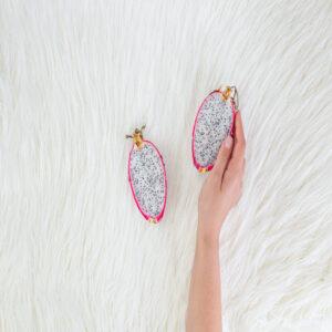 Pitaya with white flesh