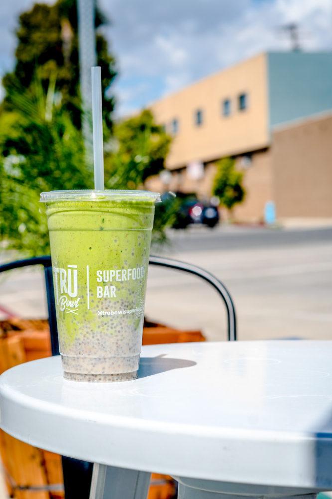 tru bowl green smoothie